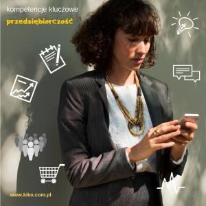 kluczowe kompetencje predsiebiorczosc-kiko-educational-solutions businesswoman